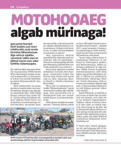 13. Maaleht mai 2012